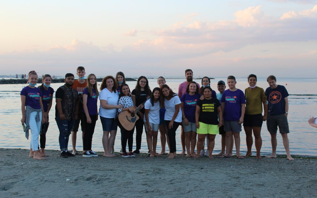 Kings Kids Medias partnering up with YWAM Constanta.
