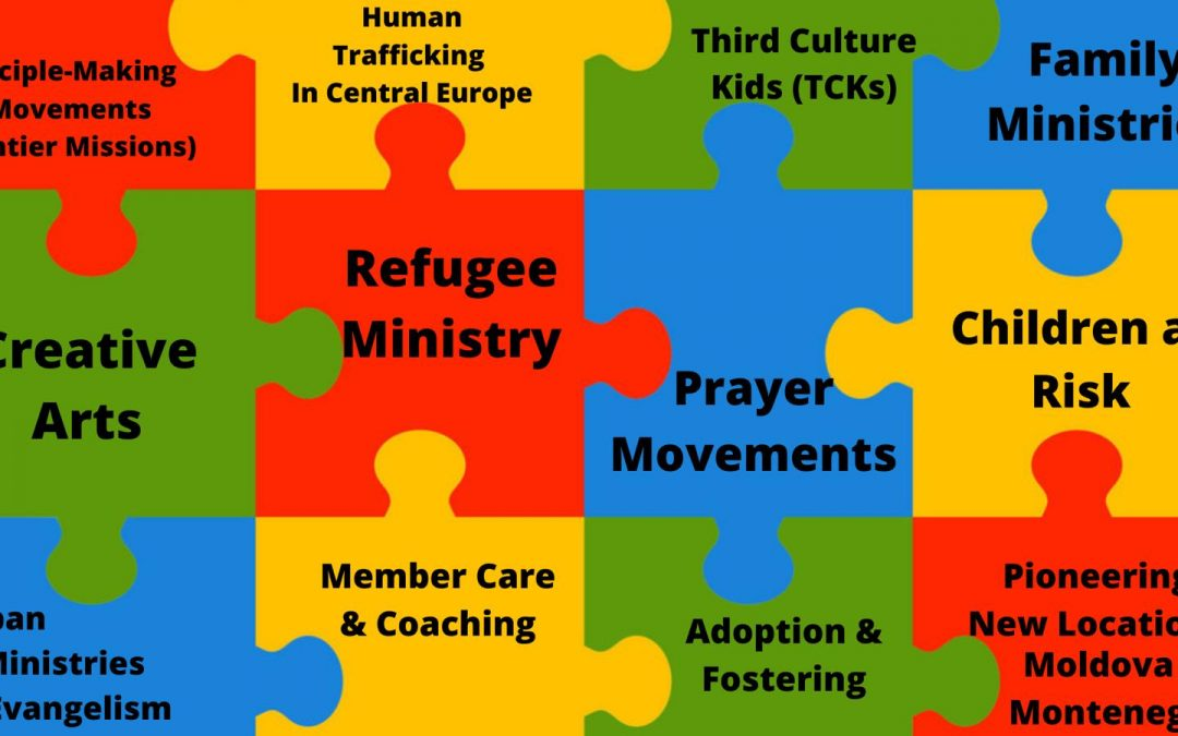 Ministry in Mission – Prayer day March 19th, 2021