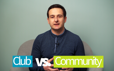 Club vs. Community