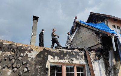 Fire in the house of Family ministry leaders in Slovakia
