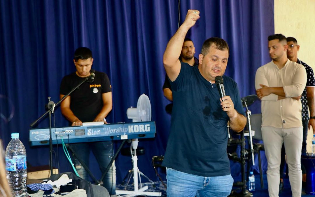 Youth Conference and Family Ministry in Bulgaria
